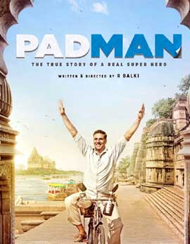 Padman Movie Review, Rating, Story, Cast and Crew