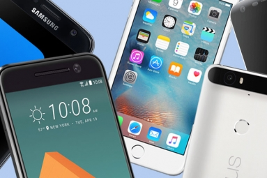 Top 10 Camera Phones of 2016