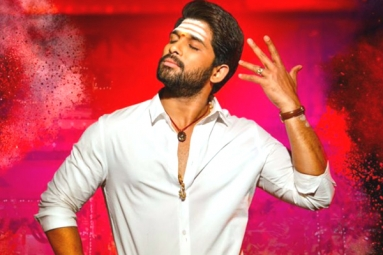 Duvvada Jagannadham Three Days Collections