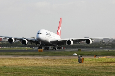 Dubai-Australia flight QF10 diverted to Singapore