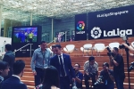La Liga opens office in Singapore