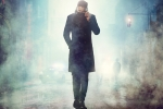 First Look: Prabhas from Saaho