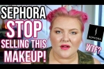 Sephora Busted by YouTuber After Makeup Giant Sells 3-Year-Old Expired Products