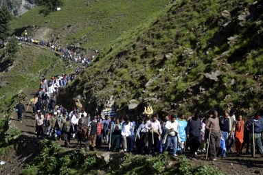 Indian Embassy in Contact with Stranded Pilgrims on China-Nepal Border