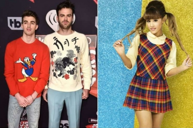 The Chainsmokers and Ariana Grande to perform in Singapore