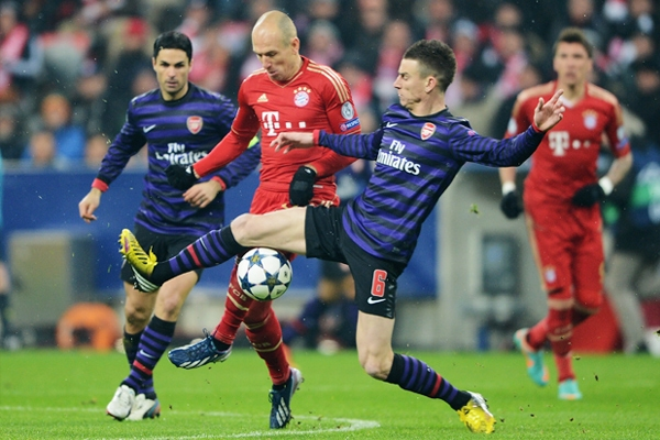 Bayern to Face Arsenal in Singapore