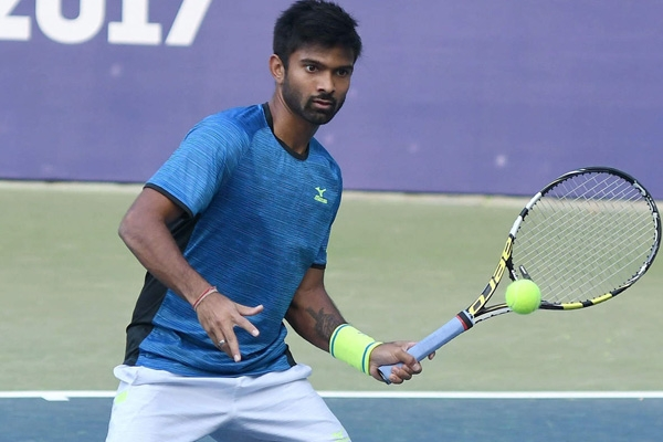Indian Tennis Star Wins Doubles Title in U.S